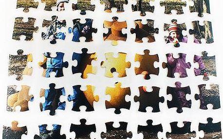 Originální puzzle z vašich fotografií v několika různých rozměrech