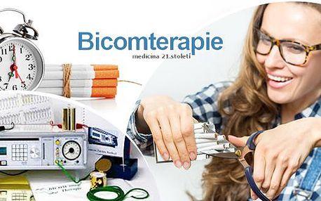 Biorezonanční ošetření přístrojem BICOM pro odvykání kouření s možností kyslíkové terapie na posílení imunity!
