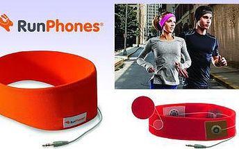 AcousticSheep RunPhones® Classic Orange L RC2OL