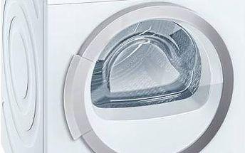 Siemens WT45W460BY bílá + Doprava zdarma
