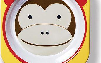 SKIP HOP Zoo Miska - Opička