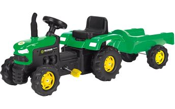 Buddy Toys Šlapací traktor Fieldmann BPT 1012