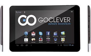 Tablet GoClever R106, Wi-Fi, 10.1 + 200 Kč za registraci + dodatečná sleva 20 %
