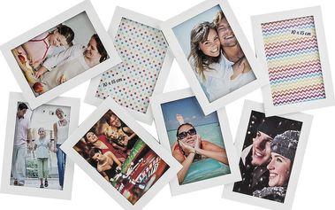 Fotorámeček Zig Zag, 8 fotografií