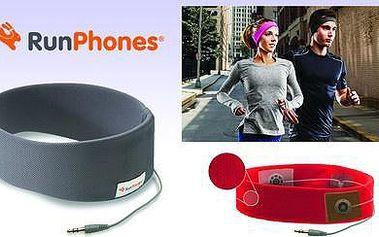 AcousticSheep RunPhones® Classic Grey S RC2GS