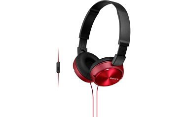 Sony MDR ZX310AP Red