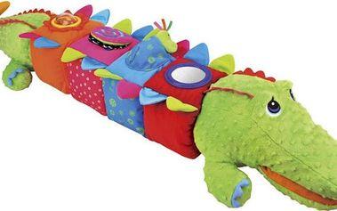 K's Kids Krokodýl KrokoBloko, víceúčelová hračka