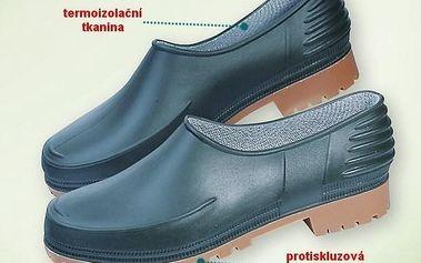 Zahradní obuv, 37