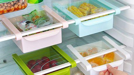 Přídavný šuplík do lednice