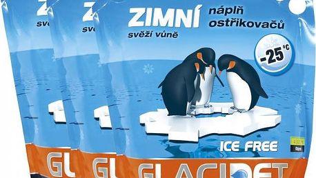 Velvana Glacidet ice free -25°C 4 L soft pack (3pack, 12 l)