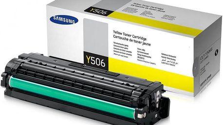 Samsung toner CLT-Y506S Yellow
