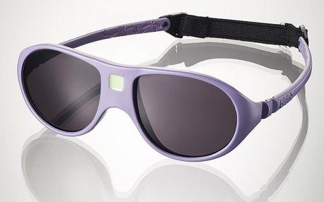 Ki ET LA Dívčí sluneční brýle JokaLa (2-4 roky) - fialové