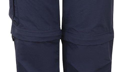 Trollkids Dětské kalhoty Oppland - tmavě modré, 134 cm