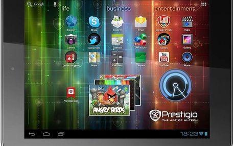 Tablet Prestigio MultiPad PMP5780, Wi-Fi + 200 Kč za registraci + dodatečná sleva 20 %