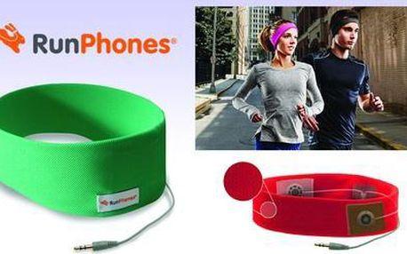 AcousticSheep RunPhones® Classic Green S RC2ES