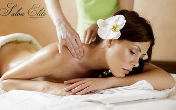 Až 58% sleva na thajské masáže v Salonu Elite