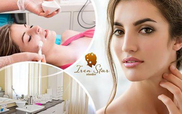 Kosmetické balíčky pro krásnou pleť! Ultrazvukové ošetření, chemický peeling či hýčkání pro princeznu na Praze 6.