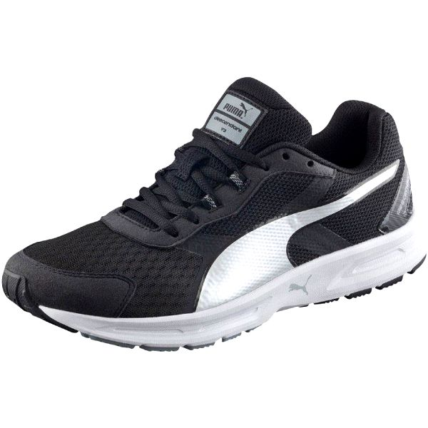 Puma Descendant v3 black-puma silver 46