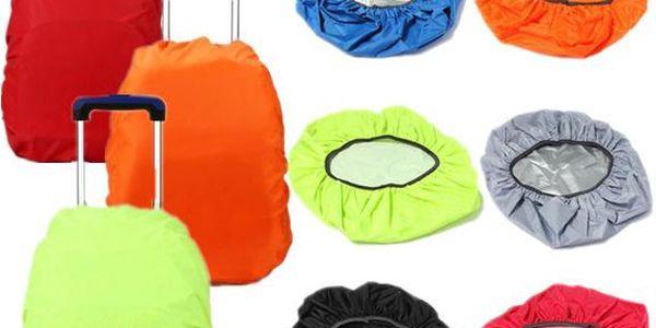 Voděodolný obal na kufr či batoh