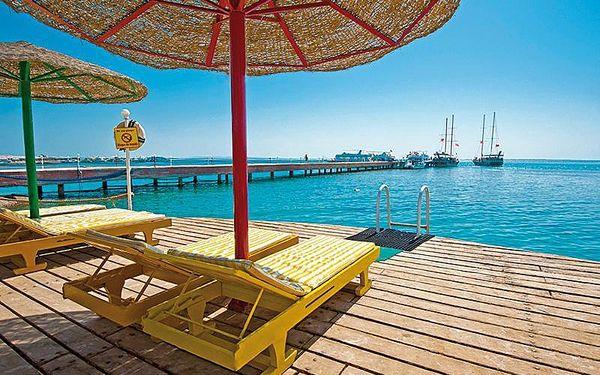 MIRAGE NEW HAWAII, Egypt, Hurghada, 8 dní, Letecky, All inclusive, Alespoň 4 ★★★★, sleva 27 %, bonus (Levné parkování na letišti: 8 dní 499,- | 12 dní 749,- | 16 dní 899,- )