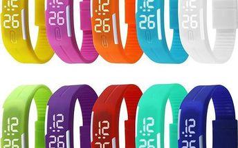 Digitální hodinky v mnoha barvách - dodání do 2 dnů