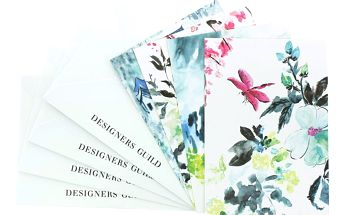 Sada pohledů Blueprint Collections Designers Guild