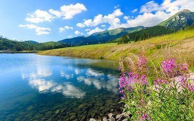 Belianské Tatry i na léto v penzionu Bayer