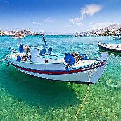 Záloha na 11denní zájezd do Řecka na Chalkidiki pro 1 osobu