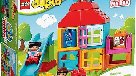 LEGO® DUPLO Můj první domeček na hraní