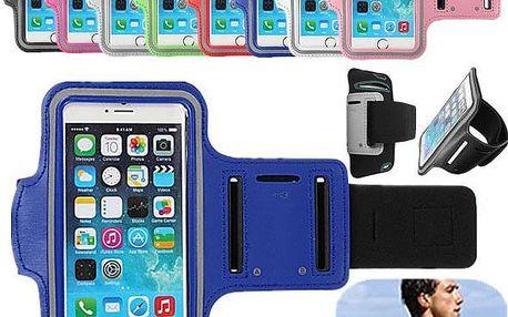 Běžecké pouzdro na paži pro iPhone 6