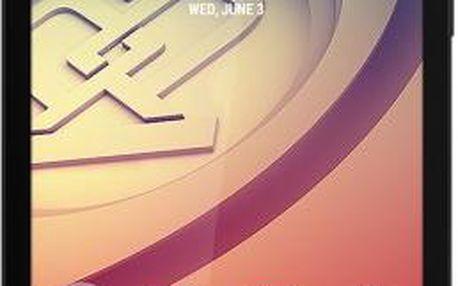 Smartphone s androidem PRESTIGIO MultiPhone Wize C3 3503 DUO modrá