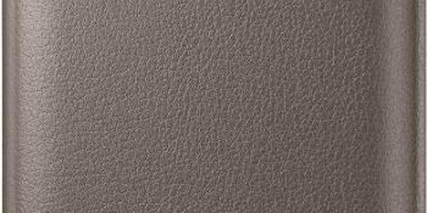 Samsung EF WG925PF Flip pouzdro S6 Edge, Gold