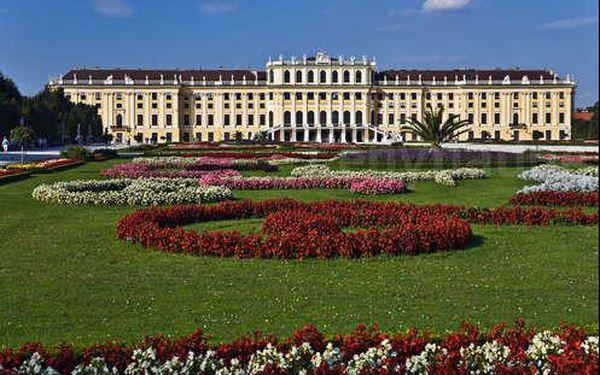 Prozkoumejte Vídeň! Pobyt pro 2 osoby v komfortním hotelu se snídaněmi