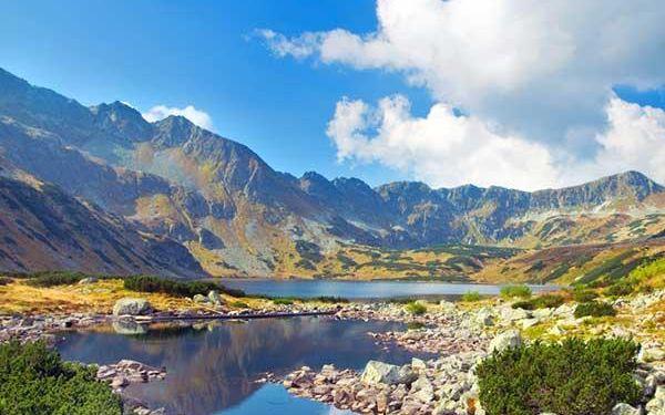 Léto ve Vysokých Tatrách pro dva až na 4 dny
