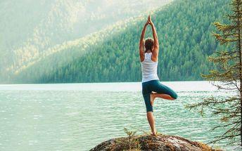 4 lekce Power jógy ve studiu Dance&Yoga