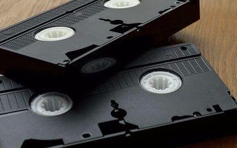 Přepis VHS kazety na disk DVD