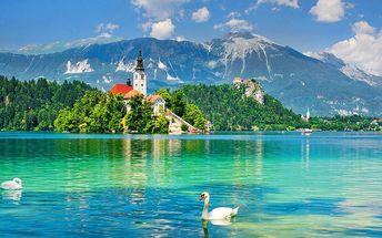 Slovinsko - Od Julských Alp k Jaderskému moři