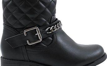 Zimní kotníkové boty NZ9211B 36