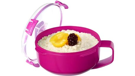 Sistema Miska na snídani, 850 ml, Zelená