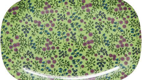 Servírovací talíř Flower Print