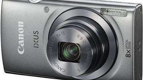 Digitální fotoaparát Canon pro dokonalé fotky + 8GB SD karta
