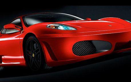 Projížďka Ferrari nebo Lamborghini