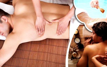 Klasická nebo medová masáž - 30-minutový odpočinek pro Vaše tělo i mysl. Dopřejte si klasickou relaxační masáž, která navodí odpočinek a uvolnění nebo si zvolte medovou detoxikační masáž, která posiluje imunitní systém a dodává tělu energii!