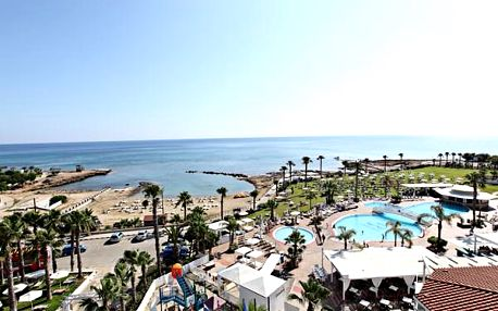 Hotel MARLITA BEACH APARTMENTS, Kypr, letecky, all inclusive