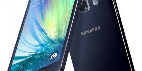 Samsung Galaxy A3 A300F, DualSIM, černý