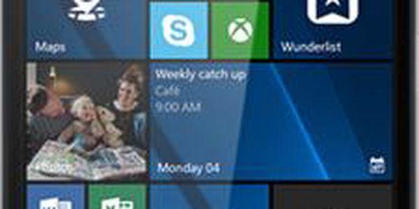 Microsoft Lumia 650, SingleSIM, černý