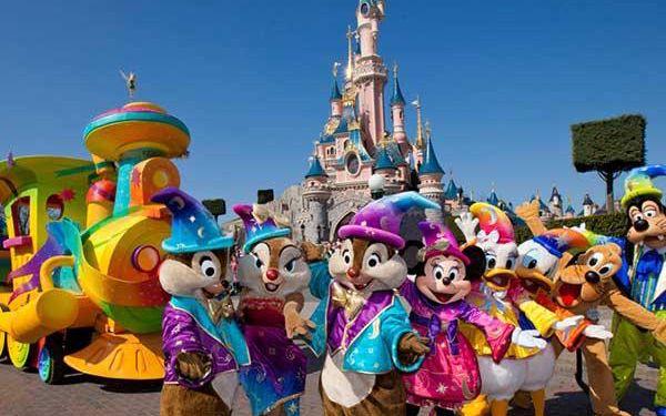 3denní zájezd do Disneylandu v Paříži