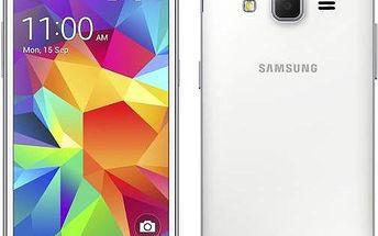 Samsung Galaxy Core Prime VE (SM-G361F) (SM-G361FZWAETL) bílý + Doprava zdarma