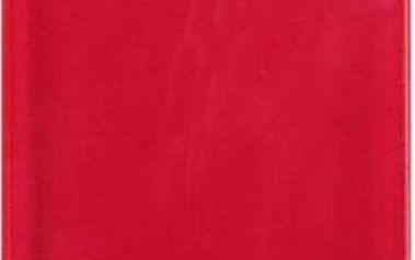 Pouzdro na iPhone 4/4S plastové, červené + 200 Kč za registraci + Kup 3 plať 2