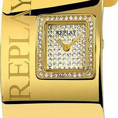Originální dámské hodinky REPLAY RU3504ZF6